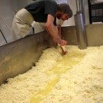 Cheese Making Lively Run Cheese Room