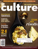 Culture magazine Autumn 2013