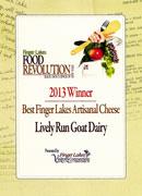 food revolution 2013 winner