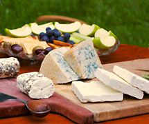 Lively Run Cheese Board Special