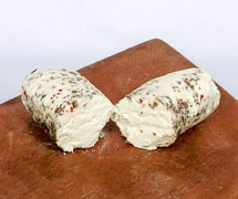 Rose Peppercorn and Lemon Thyme Chèvre