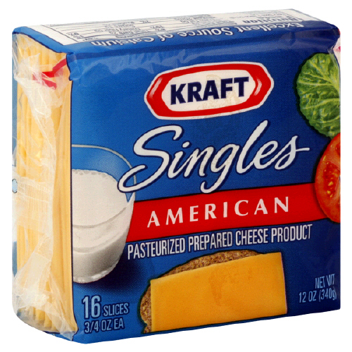 Kraft American Cheese Singles Have Been Labeled - HuffPost