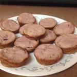 Rasberry Goat Cheese Muffins