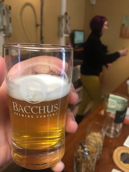Bacchus Brew Pub