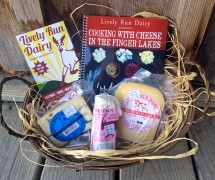 Cooking with Cheese in the Finger Lakes Basket