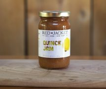 Red Jacket Quince Jam
