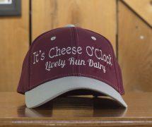 Lively Run Dairy Cap