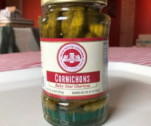 Cornichons (Baby Sour Gherkins)