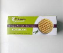 Crispy French Crackers - Rosemary