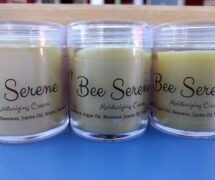 Bee Serene , moisturizing cream