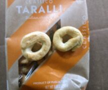 Taralli Italian Crackers