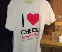 I ❤ Cheese T-Shirt